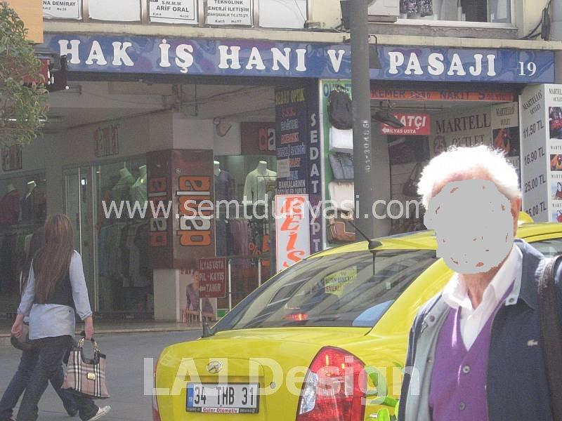 f66200626817f Damla Giyim Mağazası Osmanağa Kadıköy,Semt Dünyası