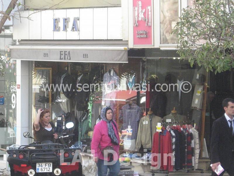 57a2a0425fd8f Efa Erkek Giyim Osmanağa Kadıköy,Semt Dünyası