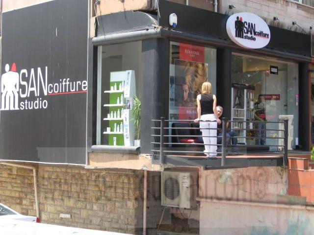 San Coiffure Studio Fenerbahu00e7e Kadu0131ku00f6y Istanbul Anadolu Yakasu0131 Semt Dunyasi